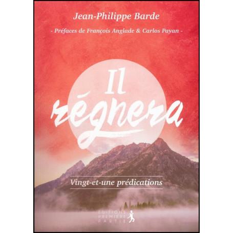 Il régnera – Jean-Philippe Barde – Editions Première Partie