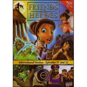 DVD Friends & Heroes – Episodes 31 & 32 – Privilèges de sénateurs/Priorité aux sénateurs