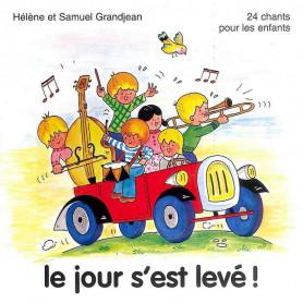 CD Le jour s'est levé - Grandjean
