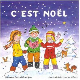 CD C'est Noël pour les enfants du monde - Grandjean