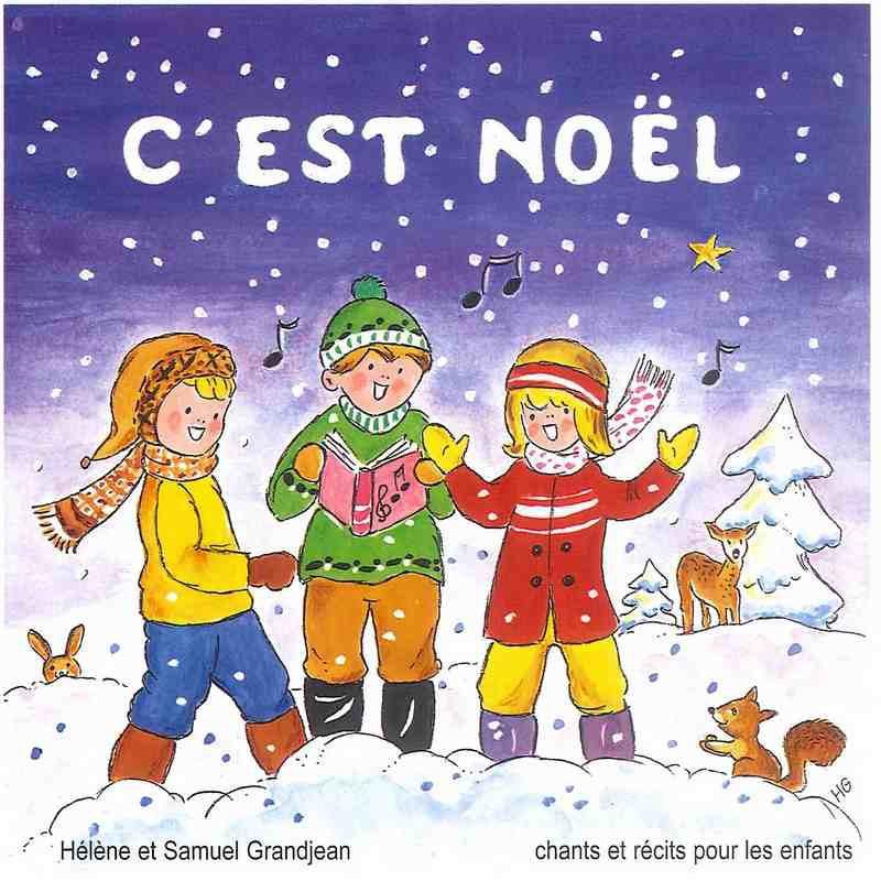 Cd c 39 est no l pour les enfants du monde grandjean la centrale biblique - Noel enfant du monde ...