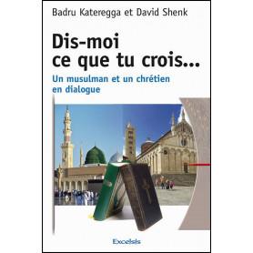 Dis-moi ce que tu crois – Badru Kateregga et David Shenk