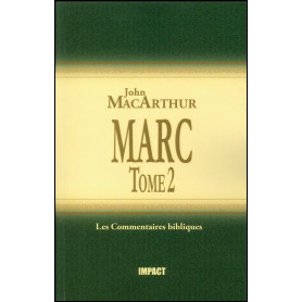 Marc Tome 2 – Commentaire MacArthur – Editions Impact