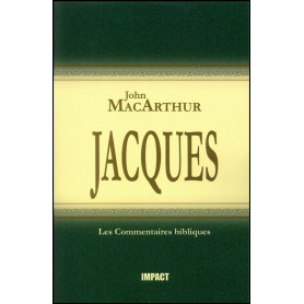 Jacques – Commentaire MacArthur – Editions Impact