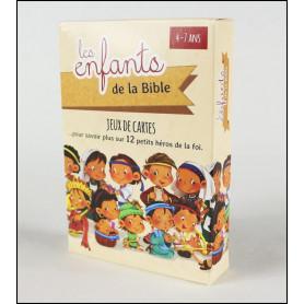 Jeux de cartes Les enfants de la Bible