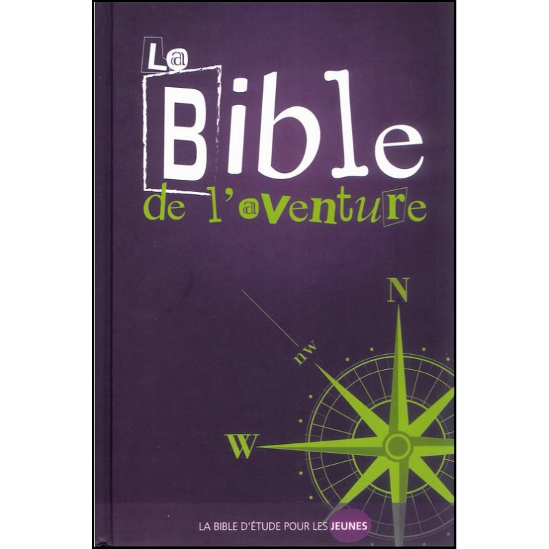 Bible de l'aventure 2ème édition