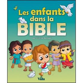 Les enfants dans la Bible en un volume