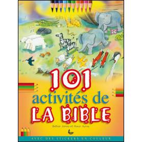 101 activités de la Bible – Editions LLB
