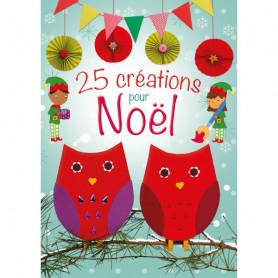 25 créations pour Noël – Editions Cedis