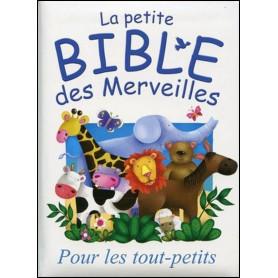 La petite Bible des merveilles pour les tout-petits – Editions Cedis