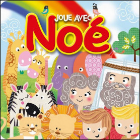 Joue avec Noé – Editions Cedis
