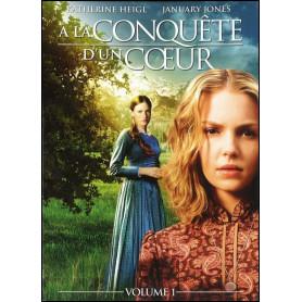 DVD A la conquête d'un cœur - vol 1 partie 1 & 2