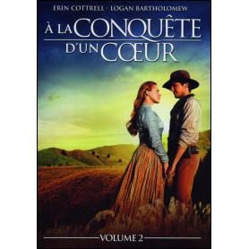 DVD A la conquête d'un cœur - vol 2 - 3 & 4