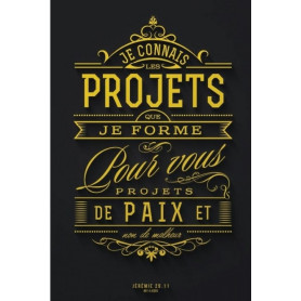 Tableau PVC Projets – Jérémie 29.11 – 20x30 cm