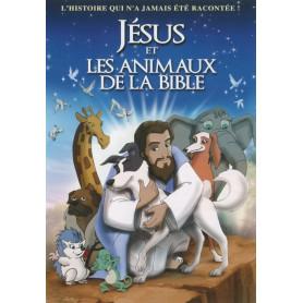 DVD Jésus et les animaux de la Bible