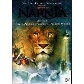 DVD Le monde de Narnia 1 – Le lion, la sorcière blanche et l'armoire magique