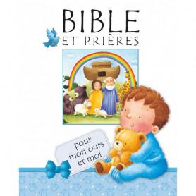 Bible et prières pour mon ours et moi – Editions Cedis