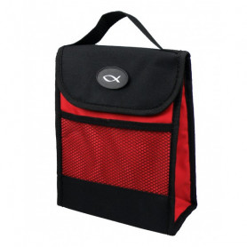 Sac isotherme ichthus rouge - 72114