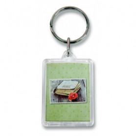 Porte-clés Dieu dit comme une mère console - Esaïe 66.13 - 74166