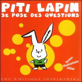 Piti lapin se pose des questions - Aline
