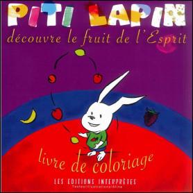 Piti lapin découvre le fruit de l'Esprit - Aline