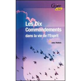 Les dix commandements dans la vie de l'Esprit – Jules Thobois – Croire et lire 42