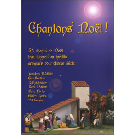 Recueil Chantons Noël – Editions Jem