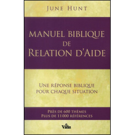 Manuel biblique de relation d'aide – June Hunt