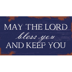 Tableau May the Lord bless you