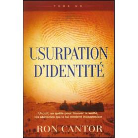 Usurpation d'identité – Ron Cantor