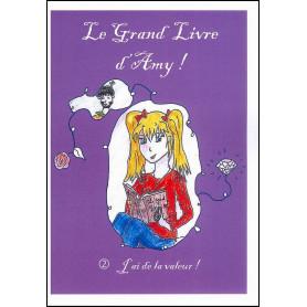 Le grand livre d'Amy – volume 2 J'ai de la valeur