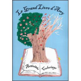 Le grand Livre d'Amy – Livre d'activités et de coloriage