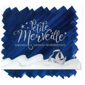 CD Petite Merveille - Sebastian Demrey & Jimmy Lahaie
