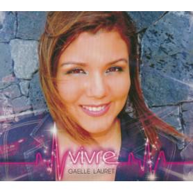 CD Vivre - Gaëlle Lauret