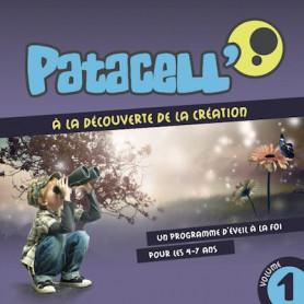 CD Patacell 1 – A la découverte de la création