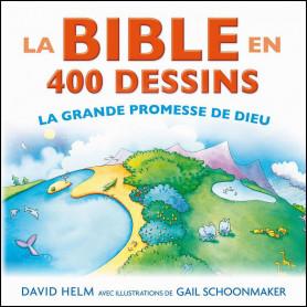 La Bible en 400 dessins – David Helm
