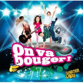 CD On va bouger - Quartier libre