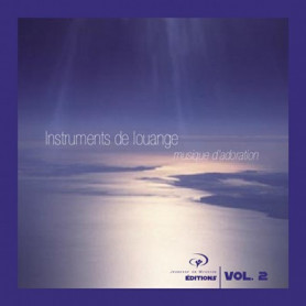 CD Instruments de Louange Vol.2