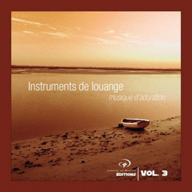 CD Instruments de Louange Vol.3