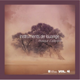 CD Instruments de Louange Vol.4