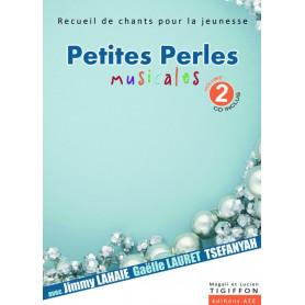 Petites perles musicales avec CD vol 2