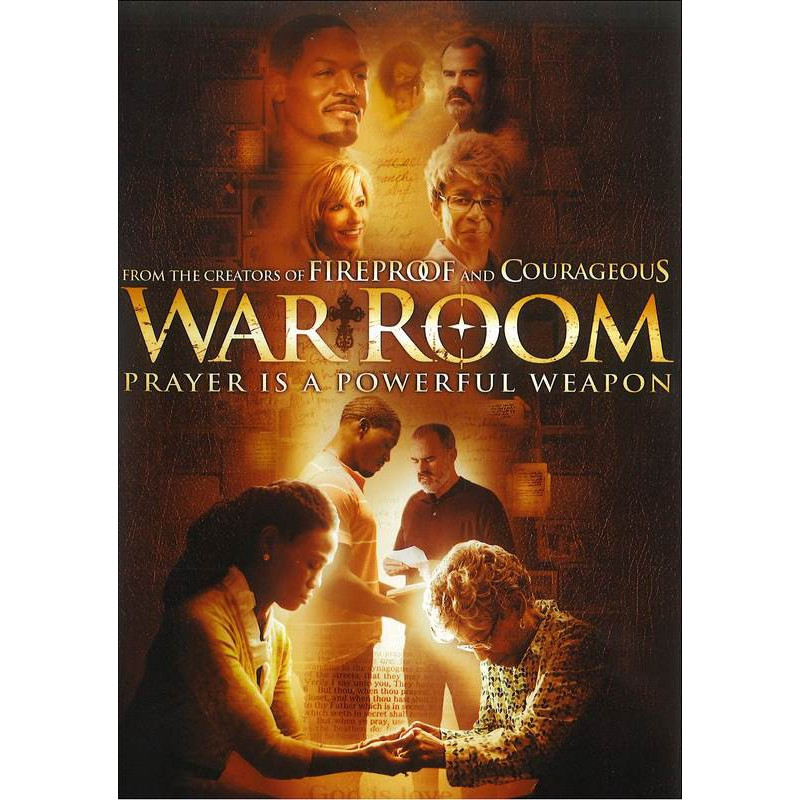 DVD War Room en français