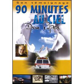 DVD 90 minutes au ciel - Témoignage de Don Piper