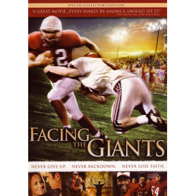 DVD Facing the giants – version française