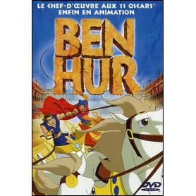 DVD Ben Hur - Dessin animé