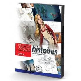 DVD 365 Histoires Volume 2