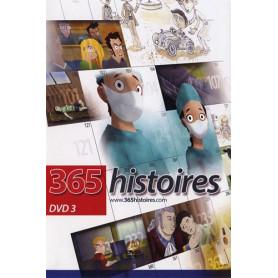 DVD 365 Histoires Volume 3