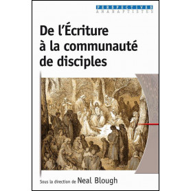 De l'écriture à la communauté de disciples