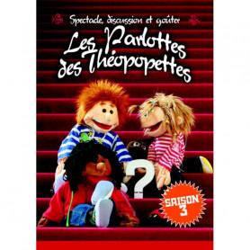 DVD Les Parlottes des Théopopettes - Saison 3