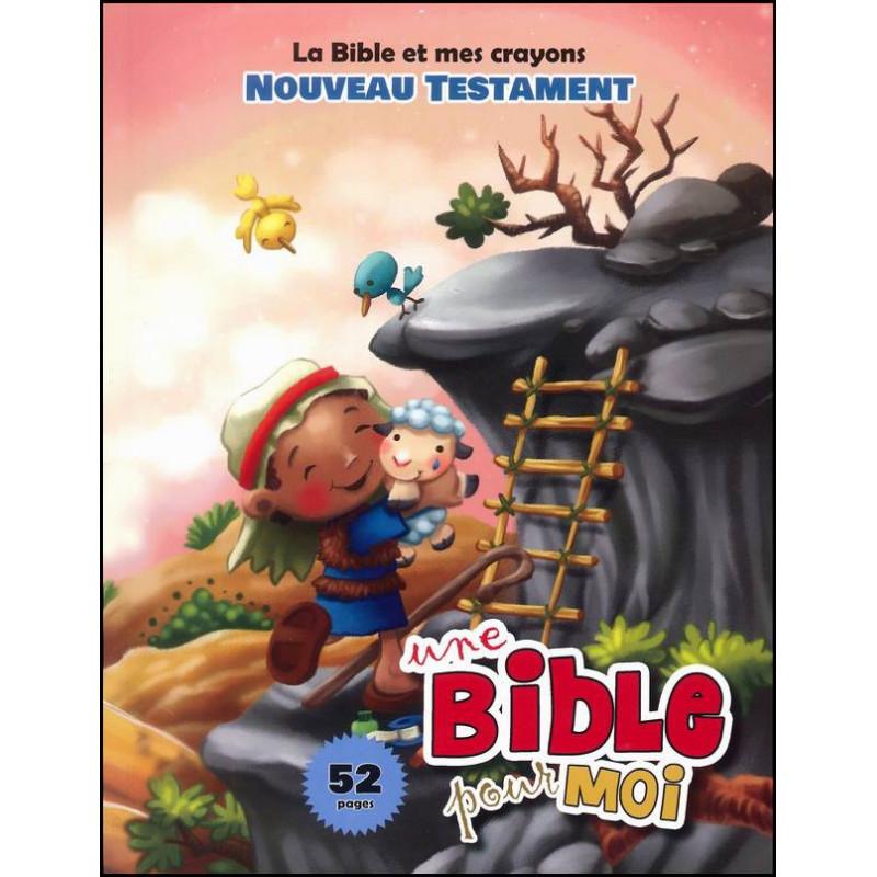 La Bible et mes crayons Nouveau Testament